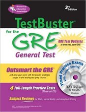 Testbuster for the GRE General CBT -