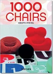 1000 Chairs - Fiell, Charlotte