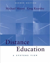 Distance Education : Systems View - Kearsley, Greg