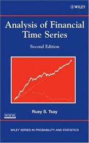 Analysis of Financial Time Series 2E - TSAY, RUEY S.