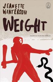Weight : Myth of Atlas and Heracles - Winterson, Jeanette