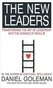 New Leaders : Transforming the Art of Leadership - Goleman, Daniel