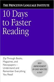 10 Days to Faster Reading  -