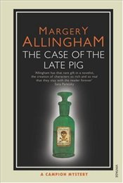 Case of the Late Pig - Allingham, Margery