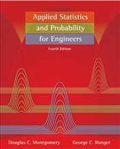 Applied Statistics and Probability for Engineers 4E - Montgomery, Douglas C.