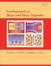 Fundamentals of Heat and Mass Transfer 6E - Incropera, Frank P.