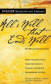 Alls Well That Ends Well - Shakespeare, William