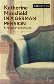 In a German Pension  - Mansfield, Katherine
