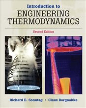 Introduction to Engineering Thermodynamics 2e - Sonntag, Richard E.