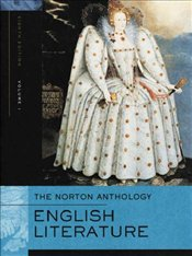Norton Anthology of English Literature V1 8e : Middle Ages Through the Restoration and the 18th Cent - Greenblatt, Stephen