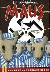 Maus II : Survivors Tale : And Here My Troubles Began - Art Spiegelman