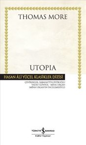 Utopia : Ciltli - More, Thomas