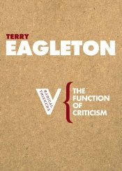 Function of Criticism  - Eagleton, Terry