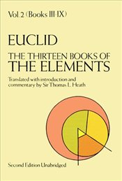 Elements Vol 2 - Euclid