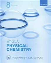 Atkins Physical Chemistry 8e - Atkins, Peter