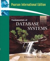 Fundamentals of Database Systems 5e PIE  - Elmasri, Ramez