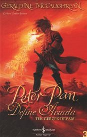 Peter Pan Define Avında - McCaughrean, Geraldine