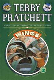 Wings - Bromeliad 3 - Pratchett, Terry