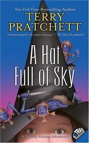 Hat Full of Sky - Pratchett, Terry