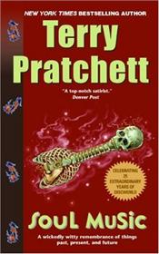 Soul Music - Pratchett, Terry