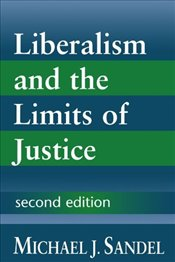 Liberalism and the Limits of Justice 2e - Sandel, Michael J.