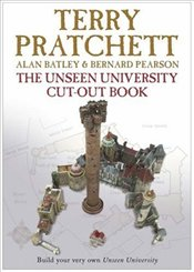 Unseen University Cut Out Book  - Pratchett, Terry