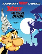 Asterix and the Great Divide  - Goscinny, Rene