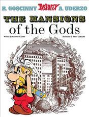 Asterix Mansions of the Gods - Goscinny, Rene