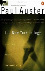 New York Trilogy : City of Glass - Ghosts - Locked Room - Auster, Paul