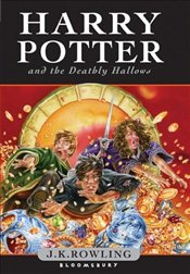Harry Potter and the Deathly Hallows - 7 (kids) - Rowling, J. K.