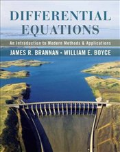 Differential Equations : Introduction to Modern Methods and Applications - Brannan, James R.