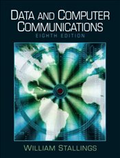 Data and Computer Communications 8E  - Stallings, William
