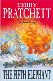 Fifth Elephant : Stage Adaptation - Pratchett, Terry