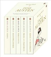 Jane Austen Box Set - Austen, Jane
