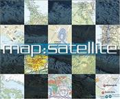 Map : Satellite -
