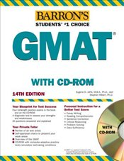 GMAT with CD - Jaffe, Eugene D.