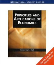 Principles and Applications of Economics AISE - Hall, Robert E.