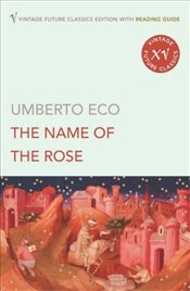 Name of the Rose - Eco, Umberto
