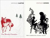 Vintage Fear : Complete Fairy Tales & Bloody Chamber - Grimm Kardeşler