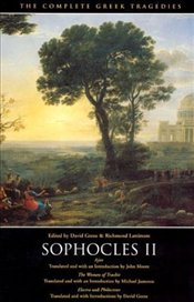 Complete Greek Tragedies Sophocles II  (v.9, Pt.2) - Sophocles