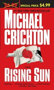 Rising Sun - Crichton, Michael