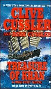 Treasure of Khan - Cussler, Clive