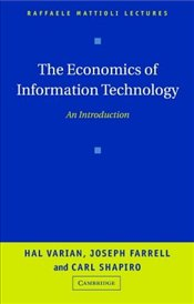 Economics of Information Technology : An Introduction - VARIAN, HAL R.
