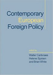 Contemporary European Foreign Policy - Carlsnaes, Walter