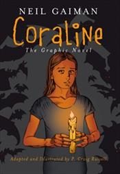 Coraline : Graphic Novel - Gaiman, Neil