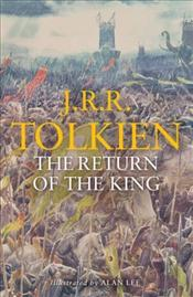 Return of the King Illustrated edition : Lord of the Rings 3 - Tolkien, J. R. R.