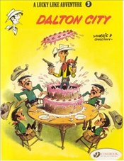 Lucky Luke Adventure Vol.3 : Dalton City - Goscinny, Rene