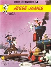 Lucky Luke Adventure Vol.4 : Jesse James - Goscinny, Rene