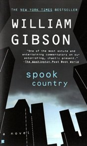 Spook Country - Gibson, William