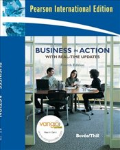 Business in Action 4e PIE with Real Time Updates - Bovee, Courtland L.